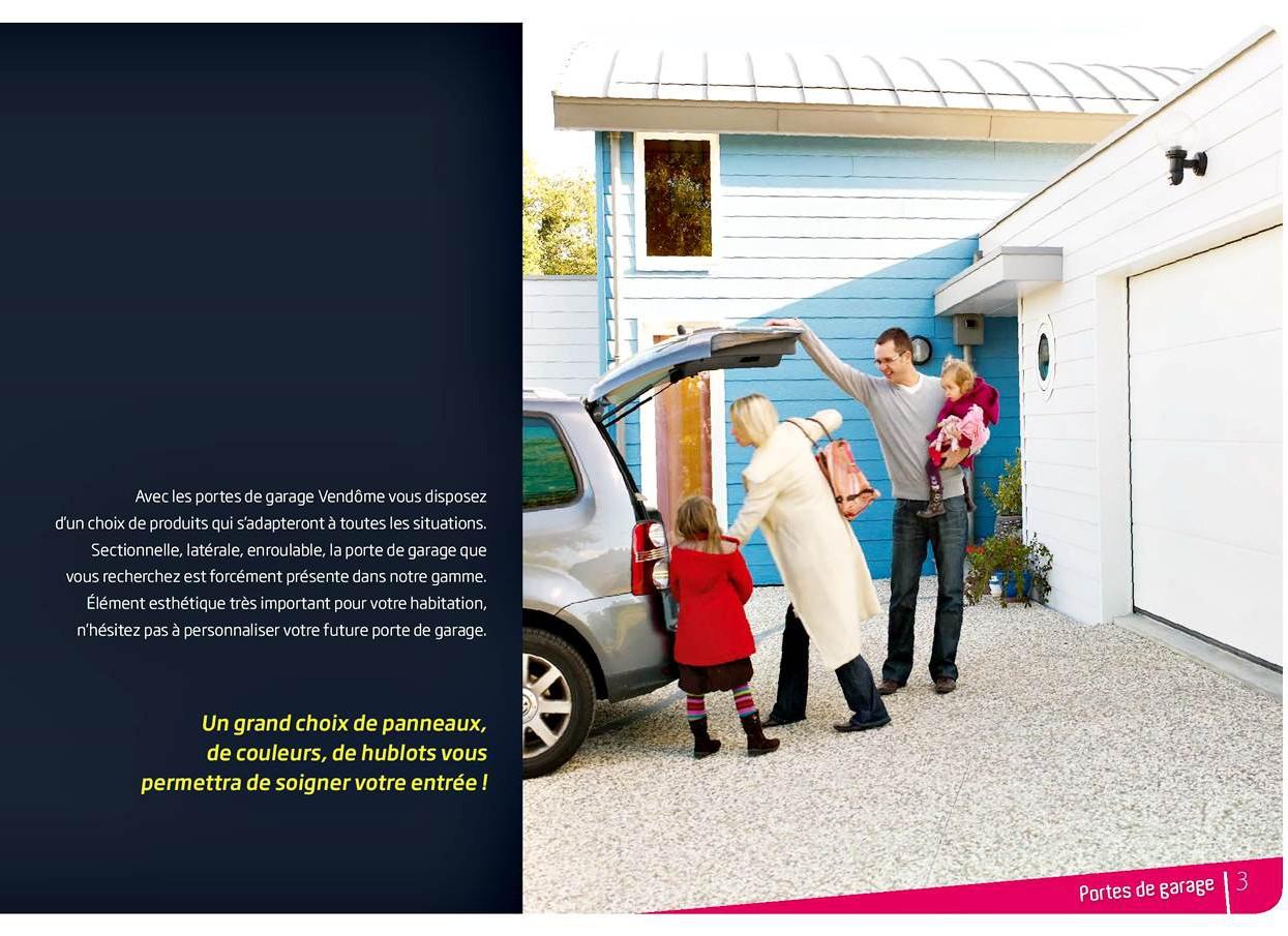 Garage portes alpes boraso alu for Porte de garage vendome
